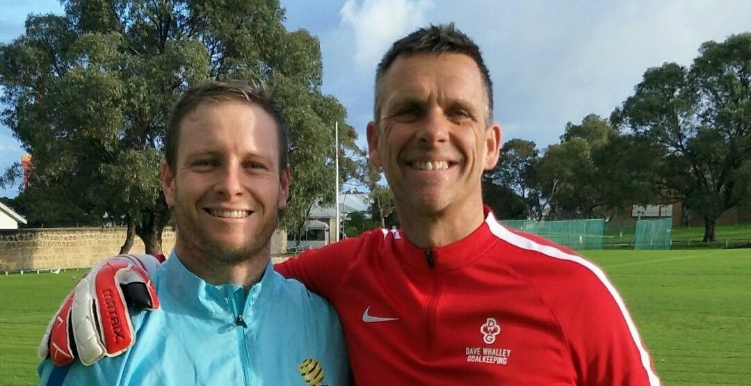 Chris Barty – Pararoos Goalkeeper